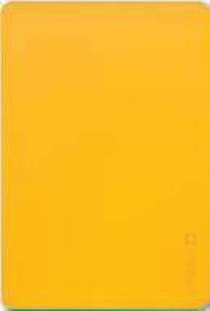 LÕIKELAUD 45x30cm PP kollane linnuliha, Stalgast