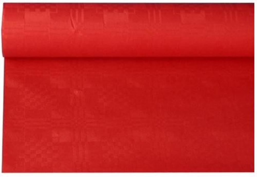 PABERLAUDLINA punane, 1.2x8m, Pap Star