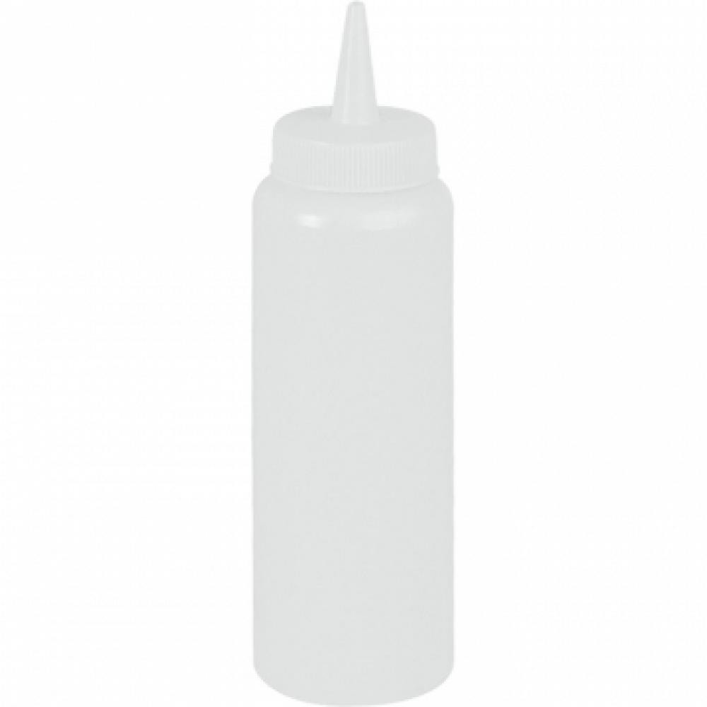 KASTMEPUDEL  0.35L valge PP, Stalgast